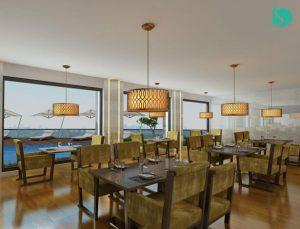 Sree Dhanya Vantage Point - Dining Hall