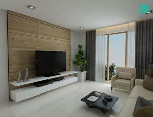 Sree Dhanya Vantage Point - Living Room