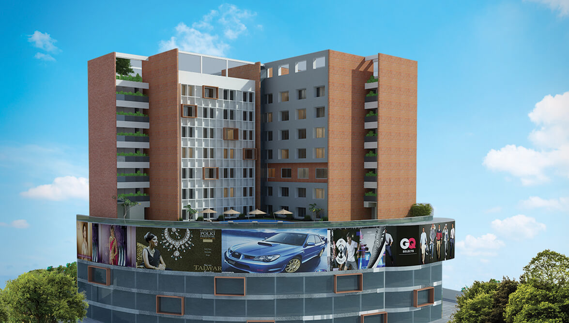 Sree Dhanya Vantage Point - Apartments in Trivandrum
