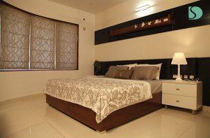 Sree Dhanya Lakewoods - Bedroom