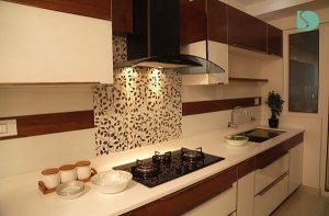 Sree Dhanya Lakewoods - Kitchen
