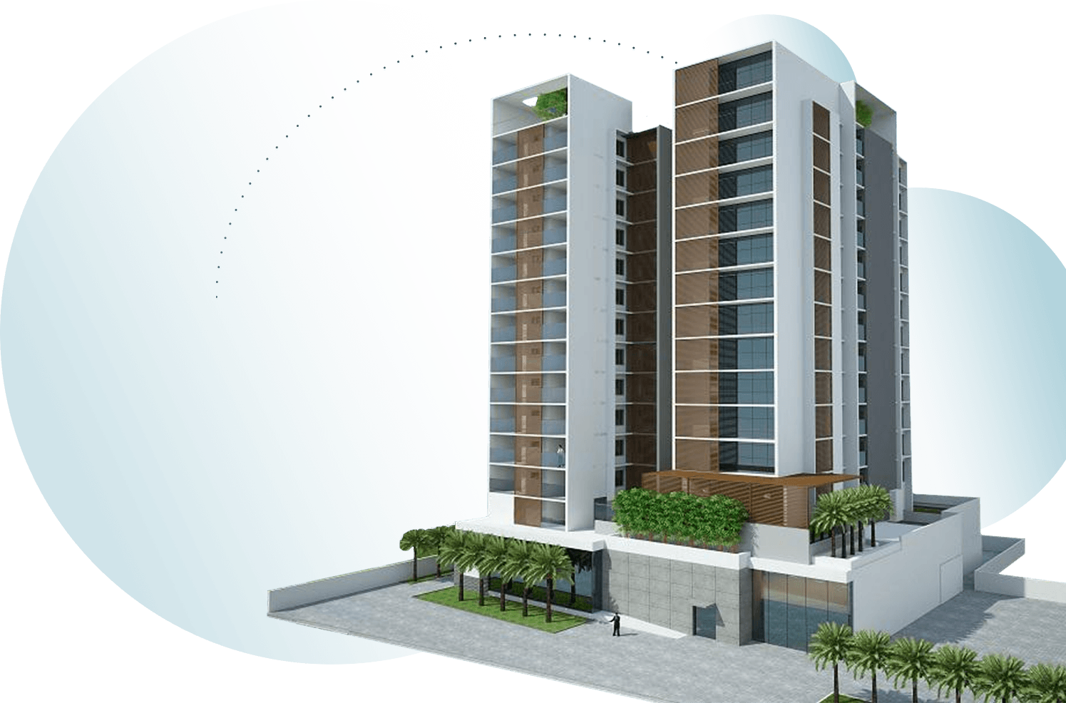 Sree Dhanya Homes - Apartments in Trivandrum