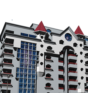 Sree Dhanya Castle - Luxury Apartments in Kowdiar, Trivandrum
