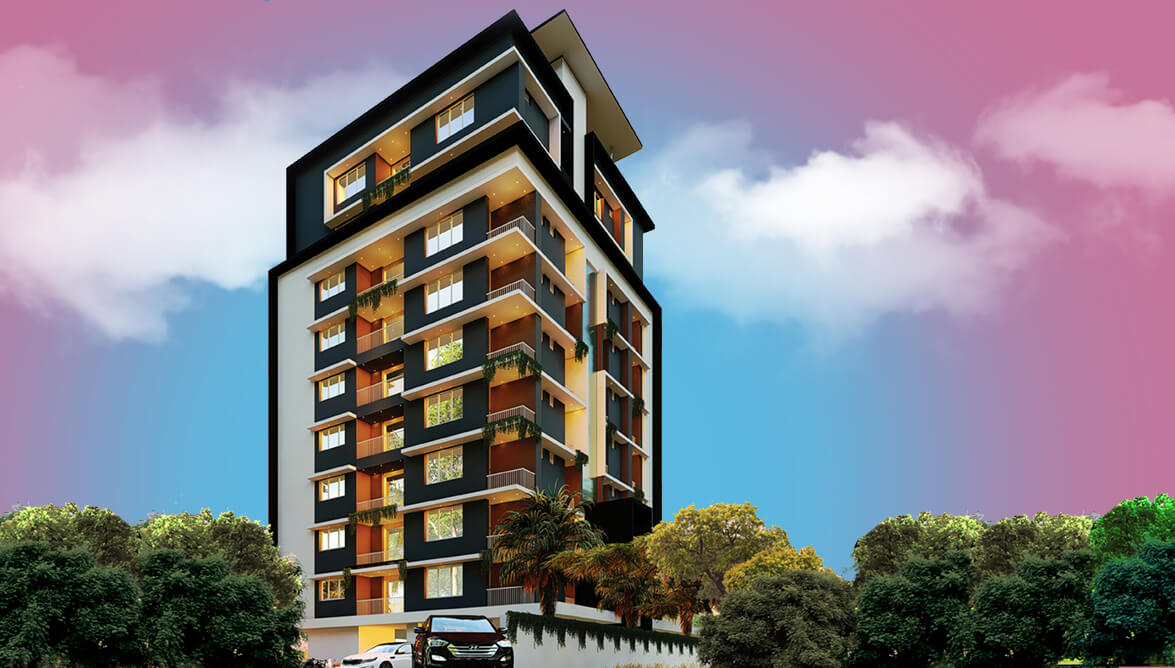 Sree Dhanya Homes La Maison - Apartments in Vazhuthacaud, Trivandrum