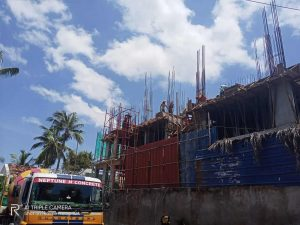 Sree Dhanya Homes La Maison - Construction - Apartments in Trivandrum