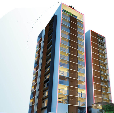 Sree Dhanya La Poshe - Luxury Apartments in Vazhuthacaud, Trivandrum