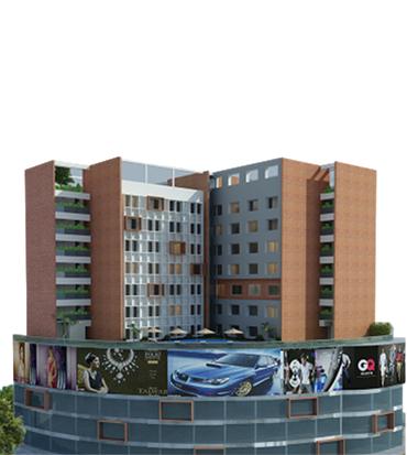 Sree Dhanya Vantage Point - Apartments in Trivandrum