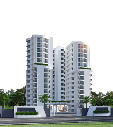 Sree Dhanya Lakewoods - Luxury Apartments in Akkulam, Trivandrum