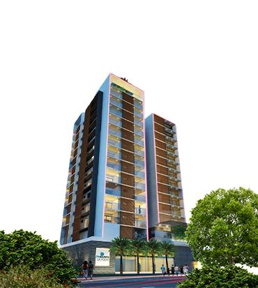 Sree Dhanya La Poshe - Luxury Apartments in Vazhuthacaud, Trivandrum
